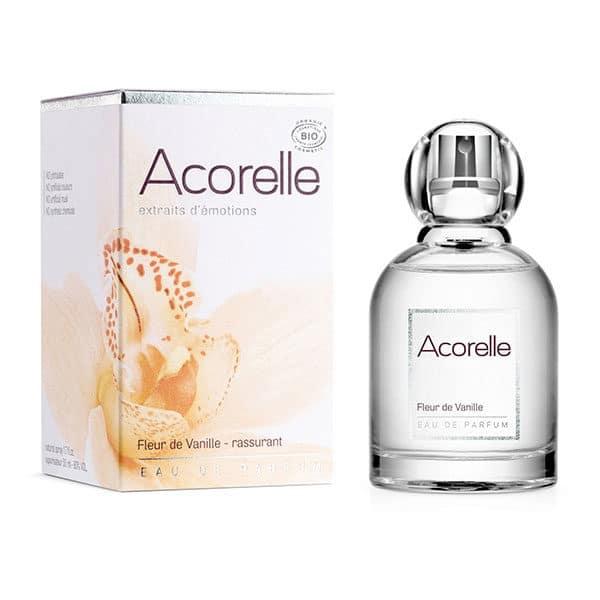 Acorelle - Eau De Parfum Fleur De Vanille 50 Ml - Soins Corps - Hygiène Et Bain