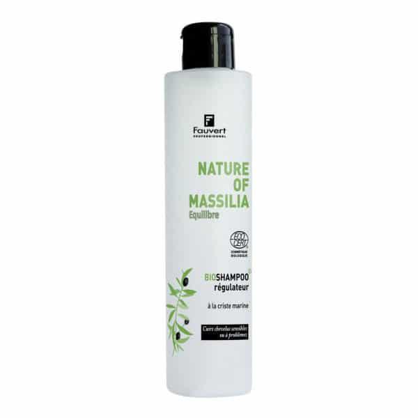 Fauvert Professionnel - Shampooing Bio Bienfaisant Nature Of Massilia 200 Ml - Shampooings