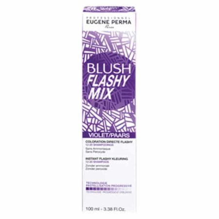 Eugene Perma - Blush Flashy Mix Violet 100 Ml - Coloration Des Cheveux