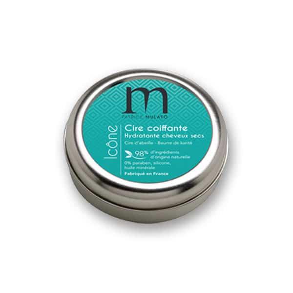 Mulato - Cire Coiffante Hydratante 40 Ml - Produit Coiffant