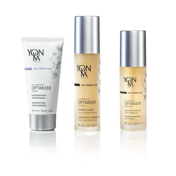Yon-Ka - Coffret Advanced Optimizer - Soins Visage Anti-Age