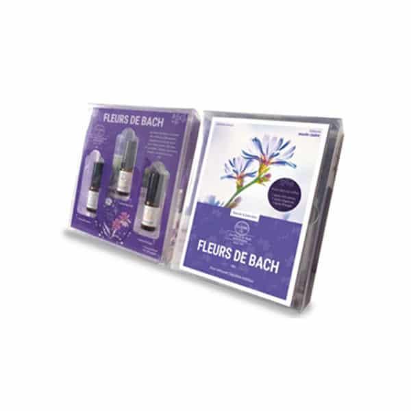 Les Fleurs De Bach - Coffret-Livre Fleurs De Bach Aux Éditions Marie-Claire - Coffrets Cadeau