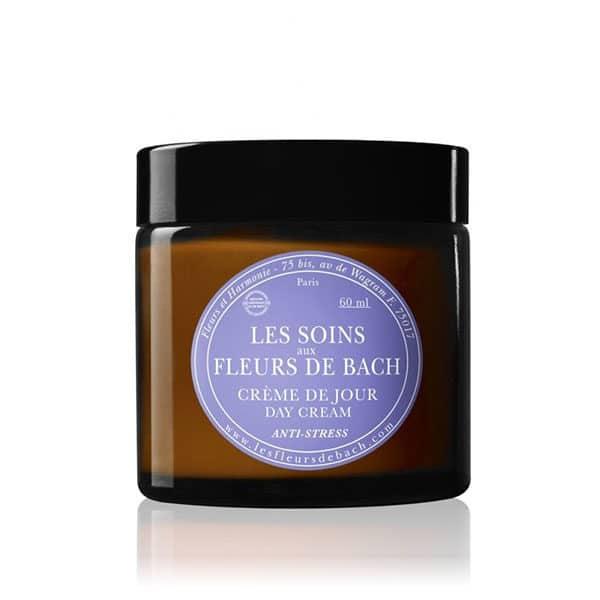 Les Fleurs De Bach - Crème De Jour Anti-Stress - Soins Visage Anti-Age