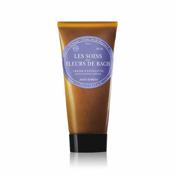 Les Fleurs De Bach - Crème Exfoliante Anti-Stress - Soins Visage Anti-Age