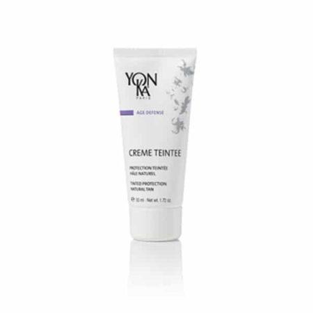 Yon-Ka - Crème Teintée - Masque Et Gommage
