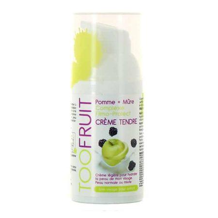 Toofruit - Crème Tendre - Pomme Et Mûre - Enfants -