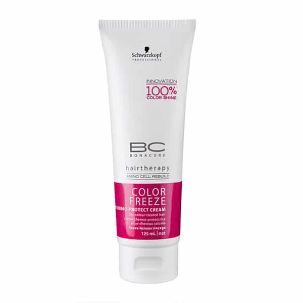 Schwarzkopf - Creme Thermo Protectrice Color Freeze 125Ml - Soins Pour Les Cheveux