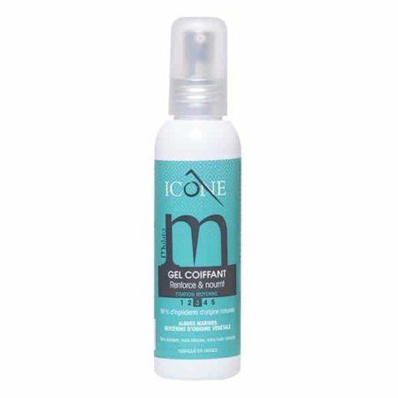 Mulato - Gel Coiffant Fixation Moyenne 125 Ml - Produit Coiffant
