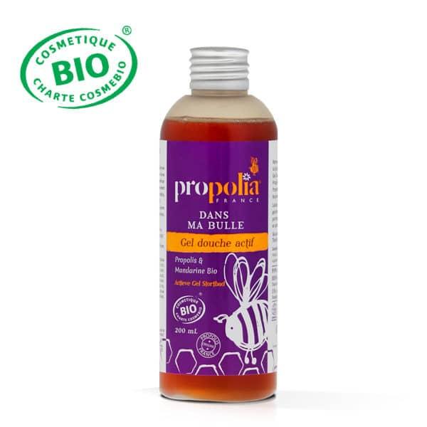 Propolia - Gel Douche Actif - Soins Corps - Hygiène Et Bain