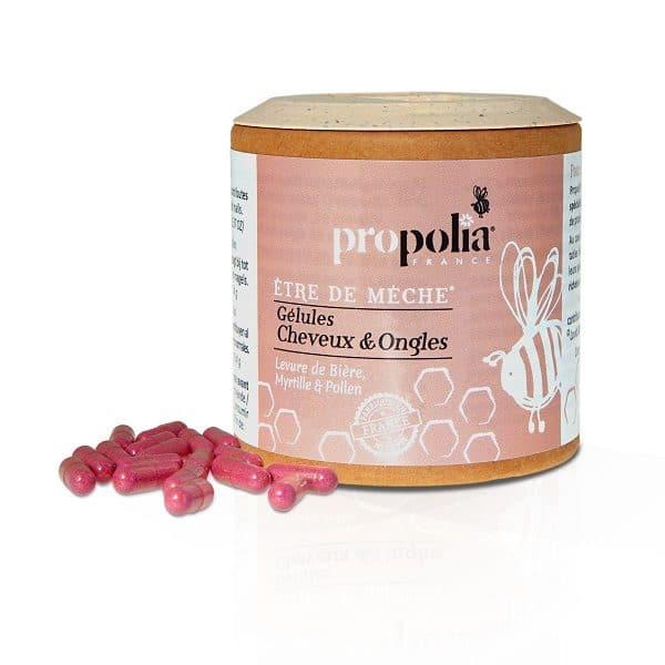 Propolia - Gélules Cheveux & Ongles