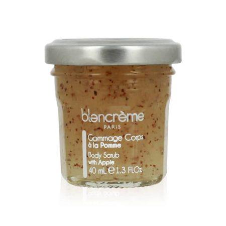 Blancrème - Gommage À La Pomme - Lissante 40 Ml - Soins Corps - Hygiène Et Bain