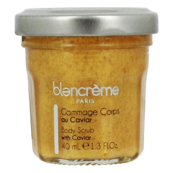 Blancrème - Gommage Au Caviar Régénateur 40 Ml - Soins Corps - Hygiène Et Bain