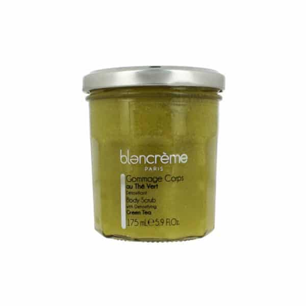 Blancrème - Gommage Au Thé Vert - Détoxifiant 175 Ml - Masque Et Gommage
