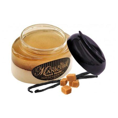 One Minute - Manicure- Gommage Vanille - 368G - Soins Corps Pour Les Mains Et Pieds