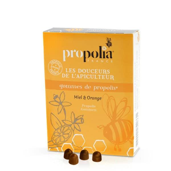 Propolia - Gommes Propolis-Orange