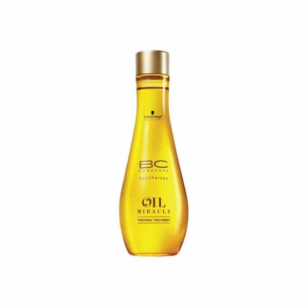 Schwarzkopf - Huile De Finition Légère Bc Oil Miracle - Huiles Pour Les Cheveux