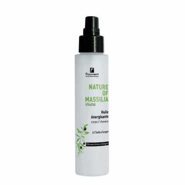Fauvert Professionnel - Huile Energisante Nature Of Massilia - Huiles Pour Les Cheveux