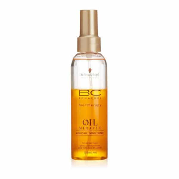 Schwarzkopf - Huile Spray-Baume Bc Oil Miracle - Huiles Pour Les Cheveux
