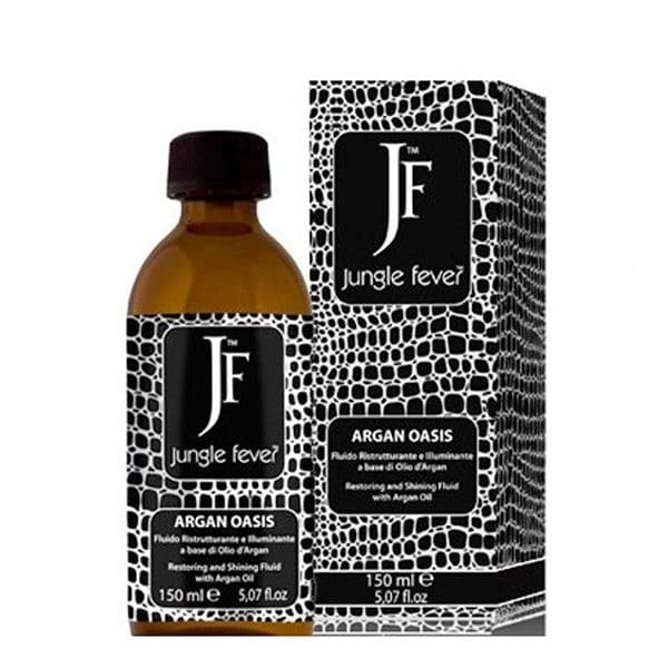 Jungle Fever - Jungle Fever Argan Oasis - Huiles Pour Les Cheveux