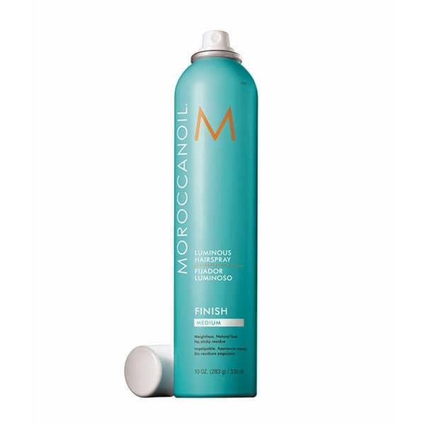 Moroccanoil - Laque Medium 130 Ml - Produit Coiffant
