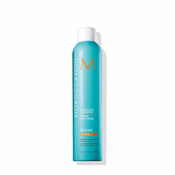 Moroccanoil - Laque Strong 130 Ml - Produit Coiffant