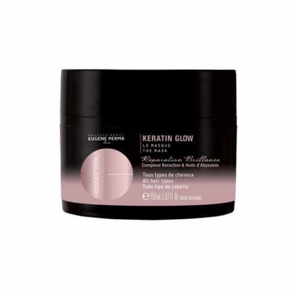 Eugene Perma - Masque Essentiel Keratin Glow 150 Ml - Soins Pour Les Cheveux