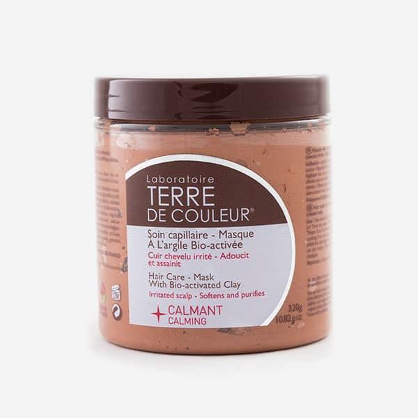 Terre De Couleur - Masque Capillaire Calmant Terre De Couleur 250 Ml - Soins Pour Les Cheveux