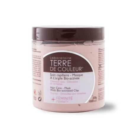 Terre De Couleur - Masque Capillaire Féminité Terre De Couleur 250 Ml - Soins Pour Les Cheveux