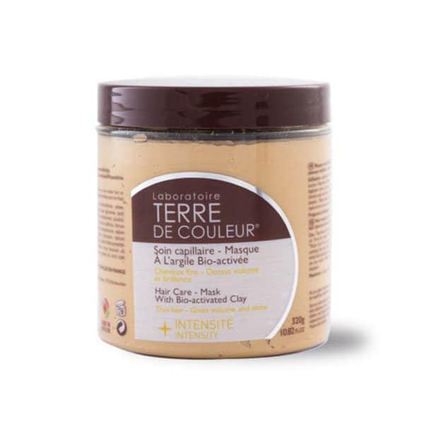 Terre De Couleur - Masque Capillaire Intensité Terre De Couleur 250 Ml - Soins Pour Les Cheveux