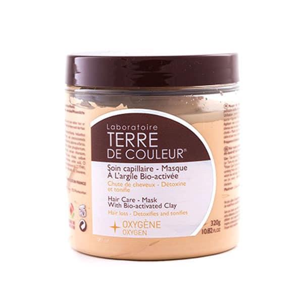 Terre De Couleur - Masque Capillaire Oxygène Terre De Couleur 250 Ml - Soins Pour Les Cheveux