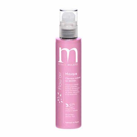 Mulato - Masque Cheveux Colorés Ou Méchés 200 Ml - Soins Pour Les Cheveux