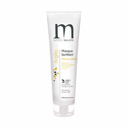 Mulato - Masque Fortifiant Argile Jaune Cheveux Affaiblis 150 Ml - Soins Pour Les Cheveux