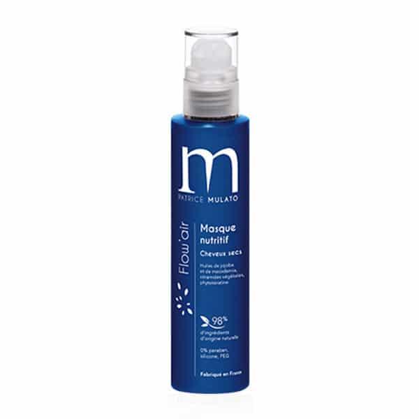 Mulato - Masque Nutritif Cheveux Secs 200 Ml - Soins Pour Les Cheveux