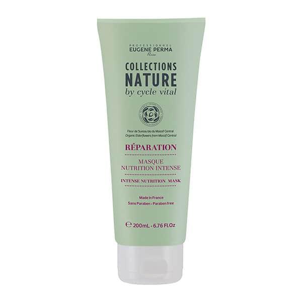 Eugene Perma - Masque Nutrition Intense - Collections Nature - 200 Ml - Soins Pour Les Cheveux