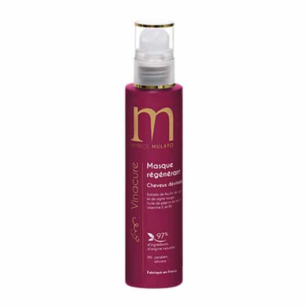 Mulato - Masque Régénérant 200 Ml - Soins Pour Les Cheveux