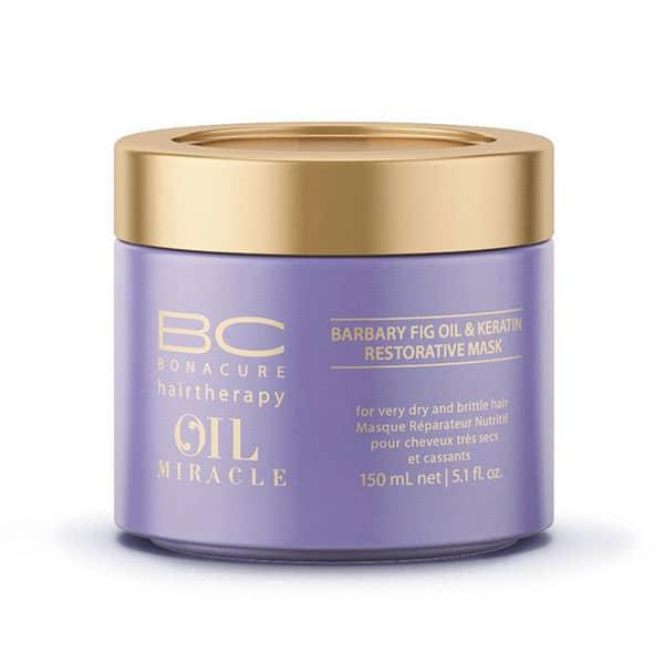 Schwarzkopf - Masque Réparateur Nutritif Bc Oil Miracle Barbary Fig - Soins Pour Les Cheveux