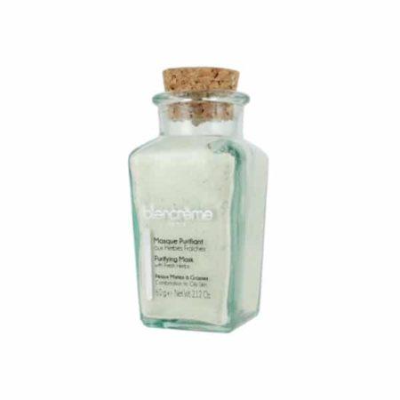 Blancrème - Masque Visage Herbes Fraiches 50G - Masque Et Gommage
