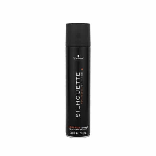 Schwarzkopf - Silhouette Super Hold Hairspray 300 Ml - Produit Coiffant