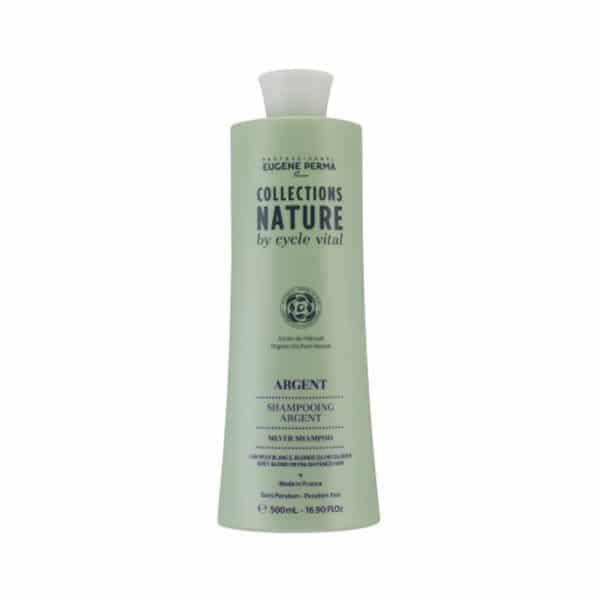 Eugene Perma - Shampooing Argent - Collections Nature - 250 Ml - Shampooings