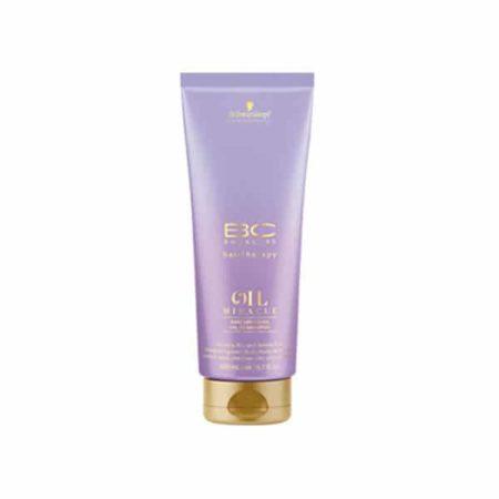 Schwarzkopf - Shampooing Bc Oil Miracle Enrichi En Huile De Barbary Fig - Shampooings