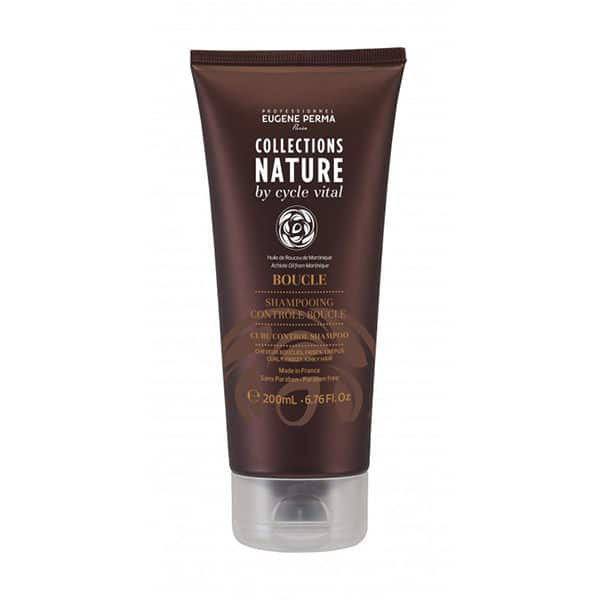 Eugene Perma - Shampooing Contrôle Boucle - Collections Nature - 200 Ml - Shampooings