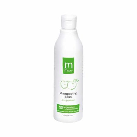 Mulato - Shampooing Doux À La Pomme 300 Ml - Shampooings
