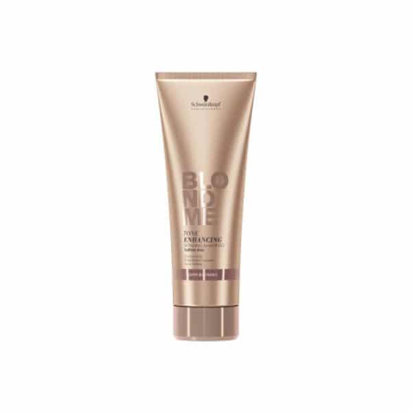 Schwarzkopf - Shampooing Éclat Blond Caramel Blondme 250 Ml - Shampooings