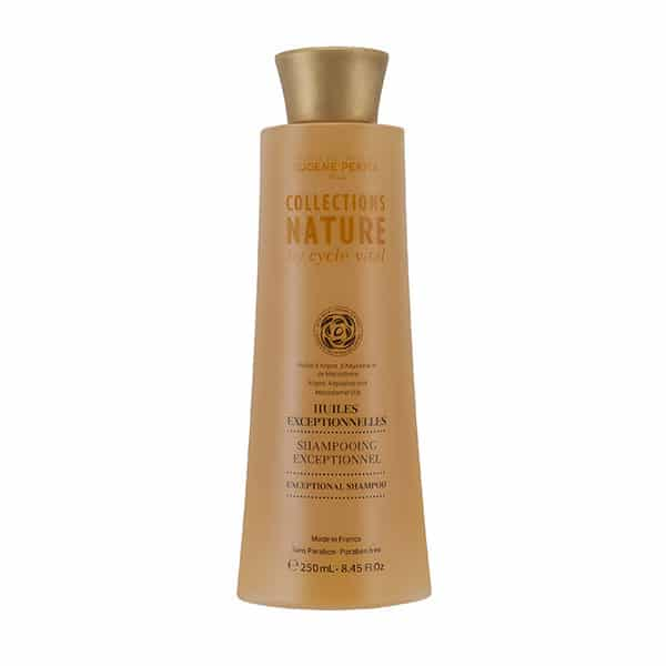 Eugene Perma - Shampooing Exceptionnel - Collections Nature - 250 Ml - Shampooings
