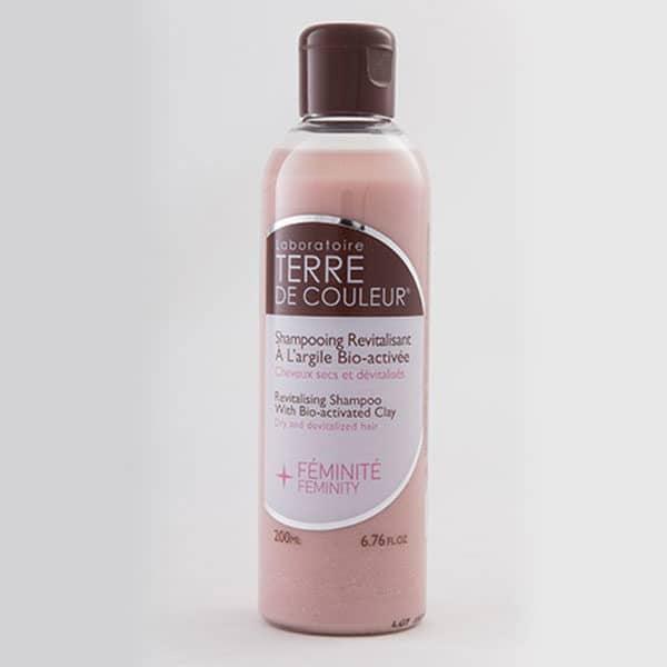 Terre De Couleur - Shampooing Féminité Terre De Couleur 200 Ml - Shampooings