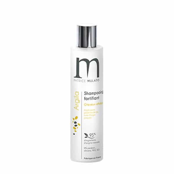 Mulato - Shampooing Fortifiant Argile Jaune Cheveux Affaiblis 200 Ml - Shampooings