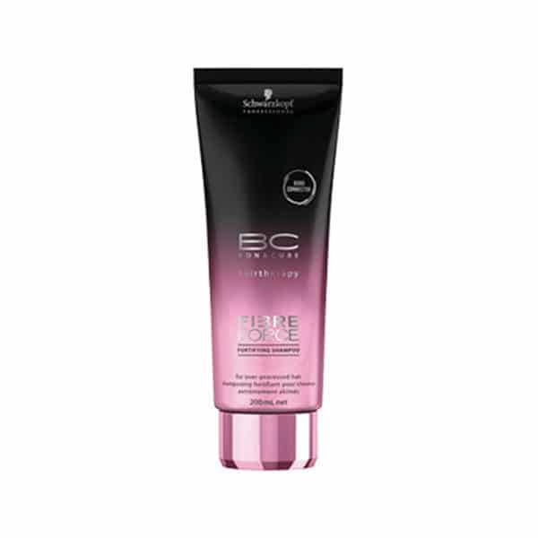 Schwarzkopf - Shampooing Fortifiant Bc Fibre Force - Shampooings