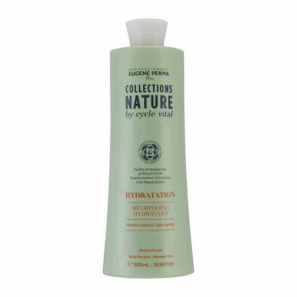 Eugene Perma - Shampooing Hydratant - Collections Nature - 500 Ml - Shampooings