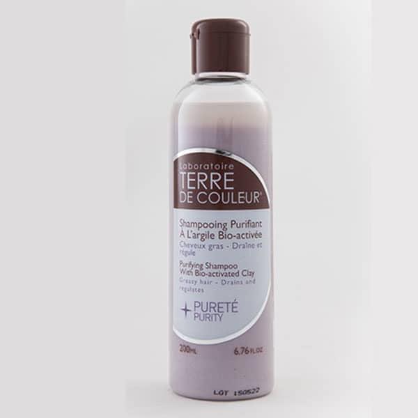 Terre De Couleur - Shampooing Pureté Terre De Couleur 200 Ml - Shampooings