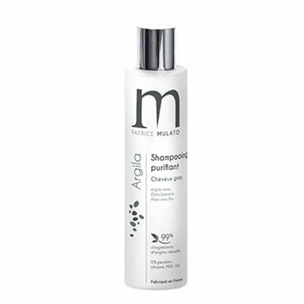 Mulato - Shampooing Purifiant Cheveux & Cuirs Chevelus Gras 200 Ml - Shampooings